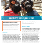 Cover of Connected Collection: Equity in Science Education