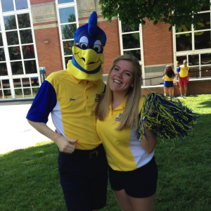 Shannon shows us her UD pride!