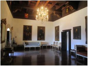 Las Casas Reales ballroom