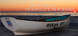 Ocean City, New Jersey. For some it's just a beach, but for me, it's THE beach.