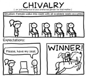Chivalry-winner