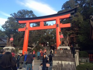 Fushini Inari Shrine
