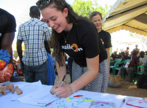 b1e4d9b4b This past January I traveled with the BuildOn trek team to Mborane Sereer,  Senegal, which became the most valuable, memorable experience of my life.