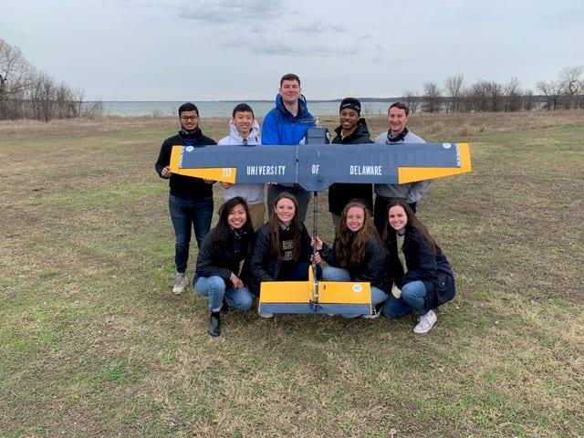 UD's Aero SAE Competition Team