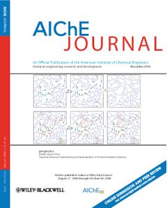 AlChE Journal Cover