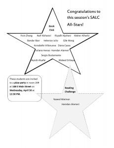 Allstars session IV 2014