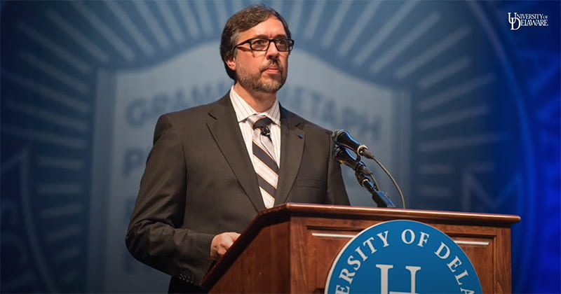 UD'S HIGHEST FACULTY HONOR GOES TO NORM WAGNER
