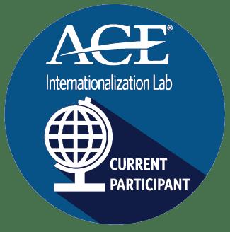 ACE Internationalization Lab Current Participant