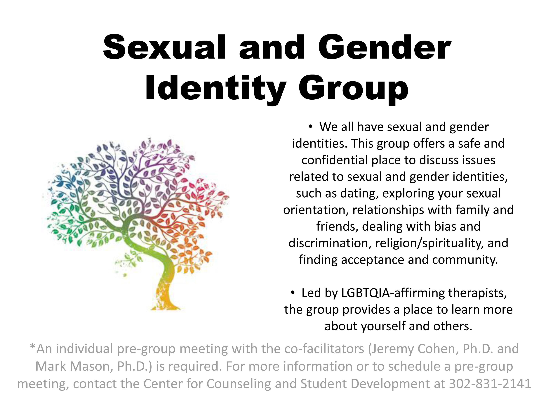 wiki declaration sexual orientation gender identity