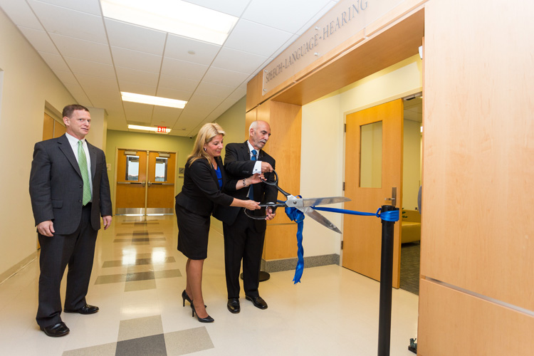 UD Speech Language Clinic Opening at the STAR campus
