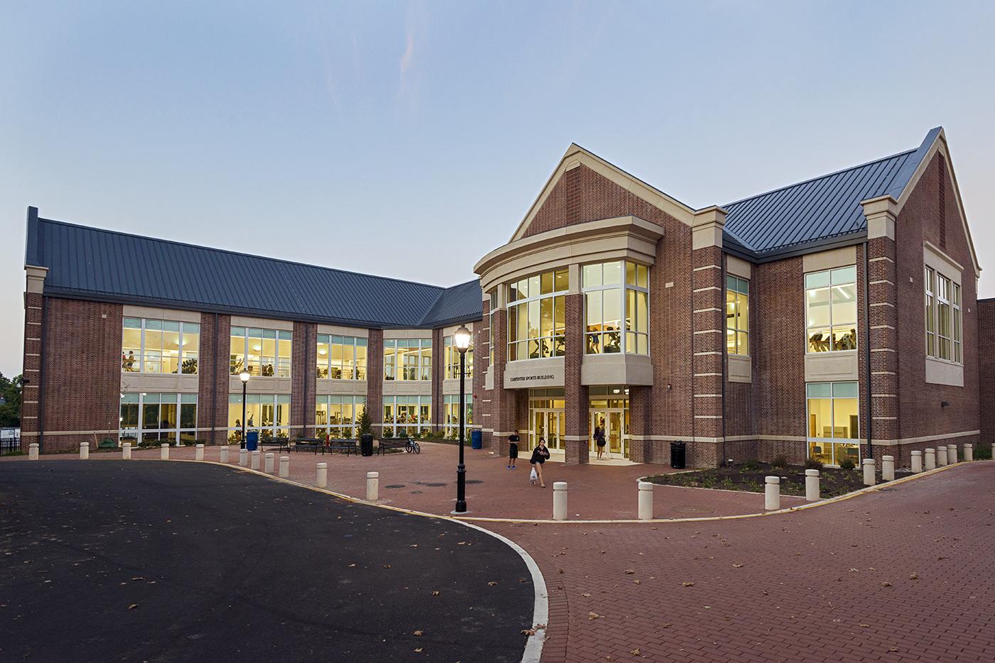 Carpenter Sports Building