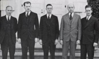 1939 ME profs