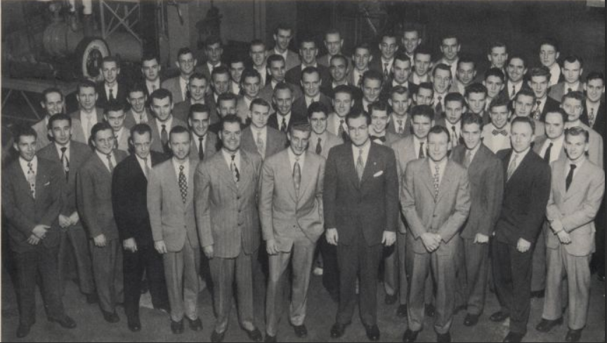 1950 ame