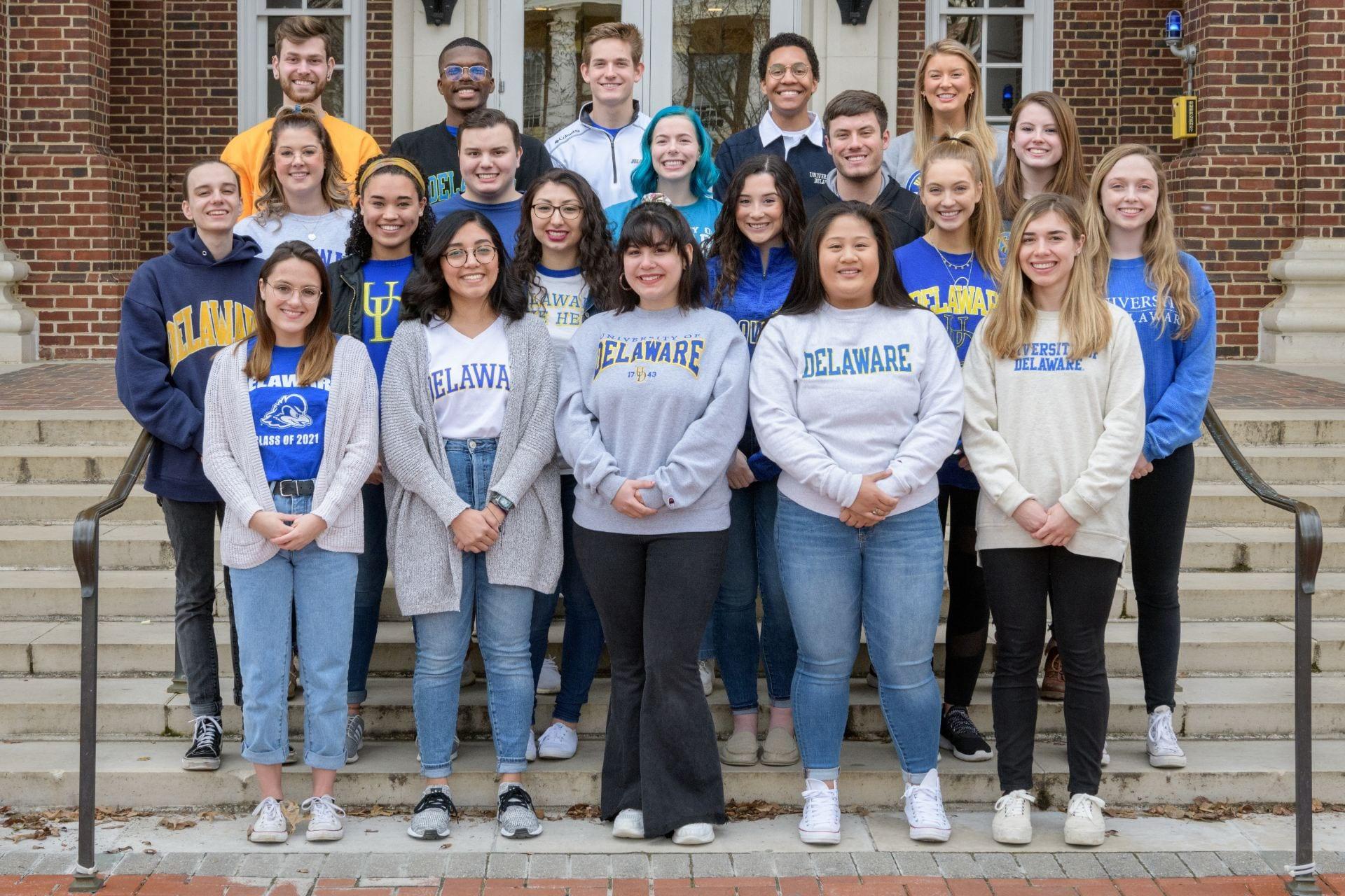 University Of Delaware 2021 Calendar Orientation & Transition Programs   UD Division of Student Life  