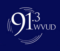 WVUD Logo