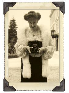 Ethel Stourton, circa 1905