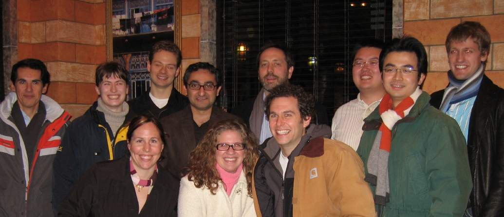 Martin Research Group Photo
