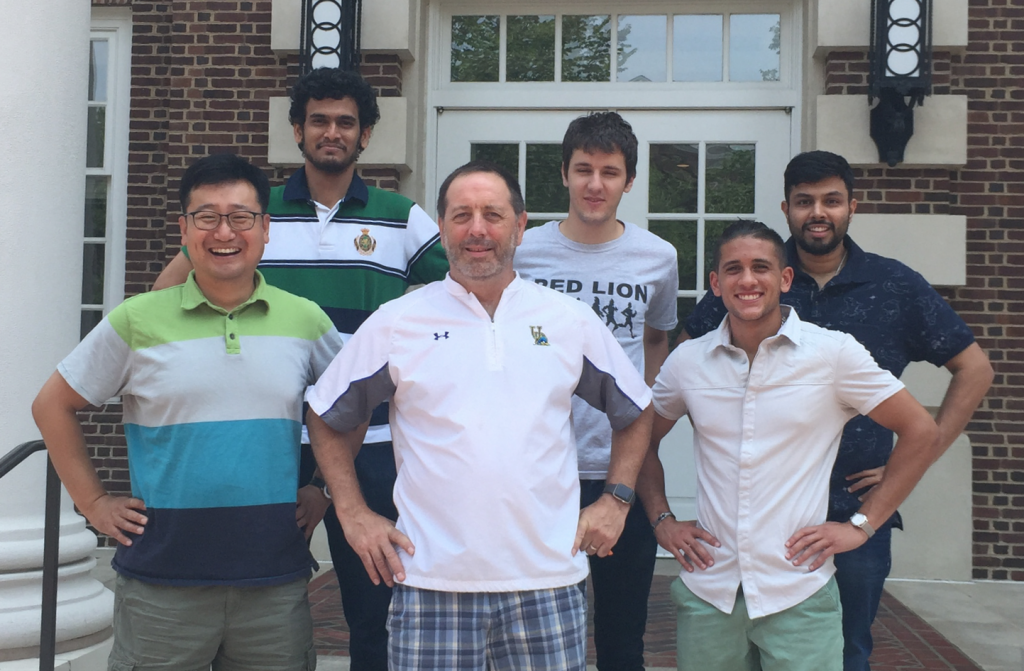 Martin research group fall 2017
