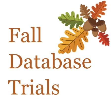 Fall database trials