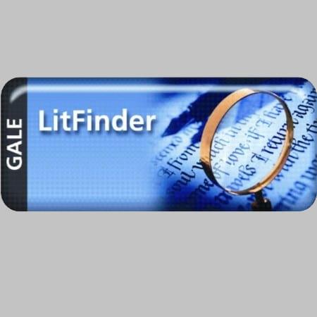 Gale LitFinder