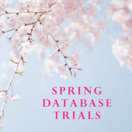 spring database trials