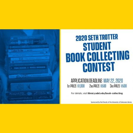 Book contest flyer