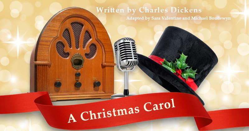 A Christmas Carol ad