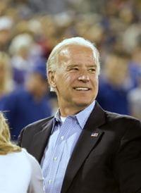 Vice President Joseph R. Biden.