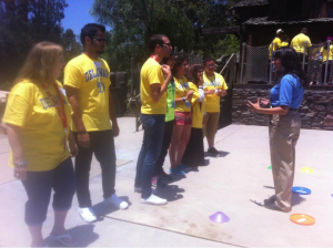 Leadership Activities, Disneyland