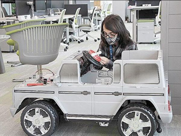 GoBabyGo! Car Gives Gift of Accessibility