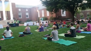 All Recovery Yoga 2015