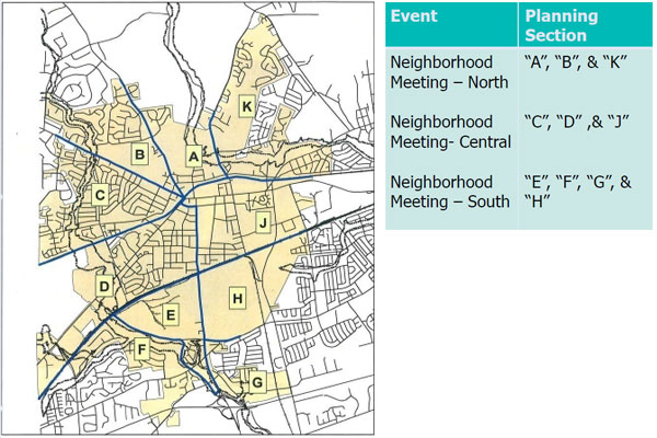 Example of Comprehensive Plan