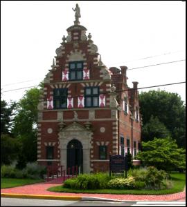 The Zwaanendael Museum, Lewes, Del.