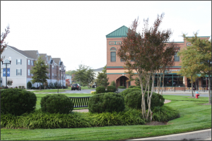 Village of Five Points in Lewes, Delaware