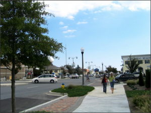Rehoboth Beach, An example of a Walkable community