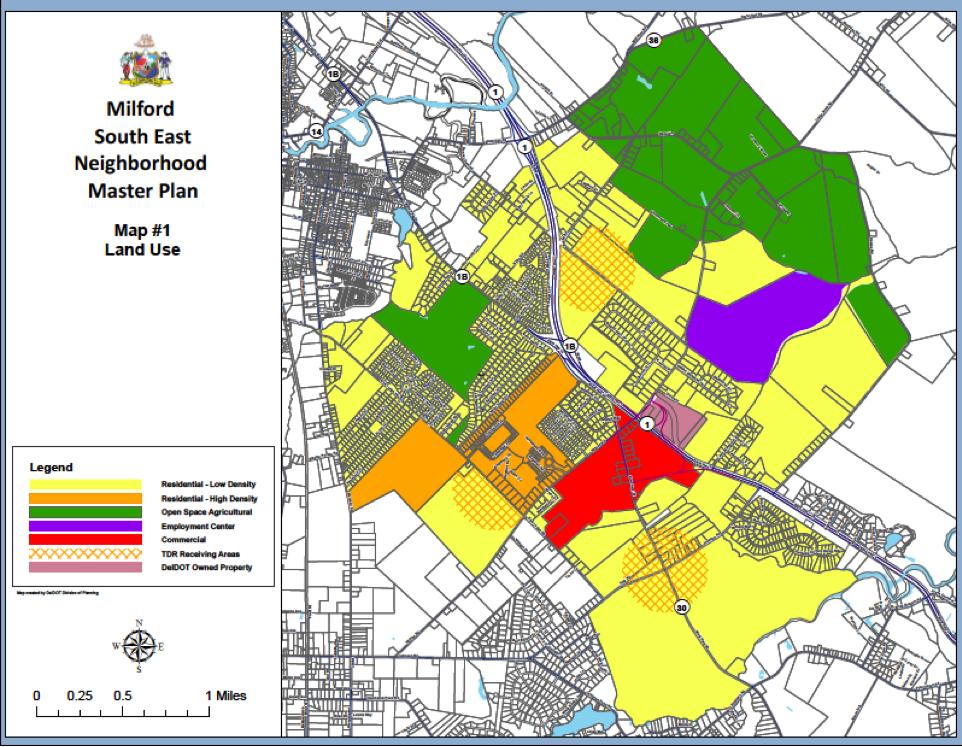 Milford South East Neighborhood Master Plan