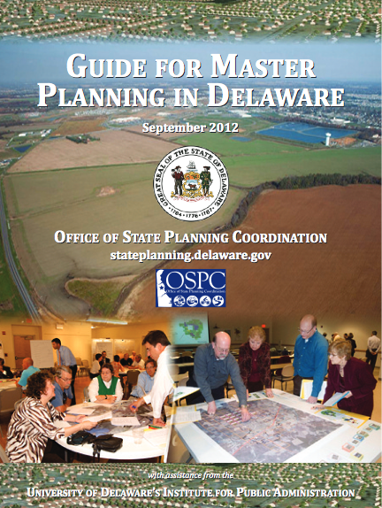 Guide for Master Planning in Delaware