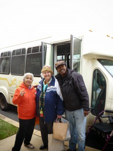 Seniors in Delaware transportation and mobility support