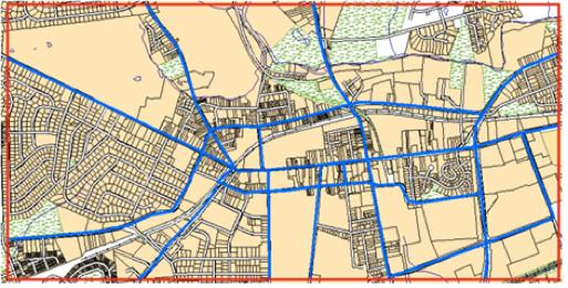 Proposed Newark Transportation Improvement District
