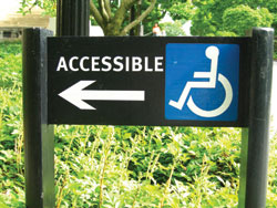 The 2010 Standards For Accessible Design requires many state and local government agencies to conduct accessibility audits.