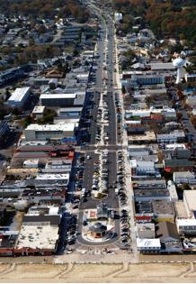 Rehoboth Avenue streetscape