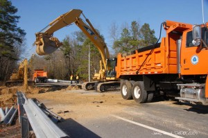 Transportation improvements in progress