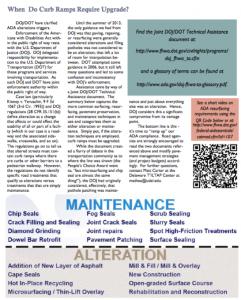 Article from Delaware T2/LTAP's Fall/Winter 2014 Newsletter, Info-Change