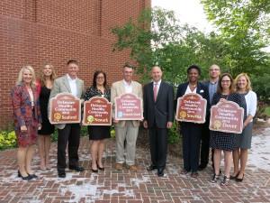 2014 Delaware Healthy Community Award Recipients
