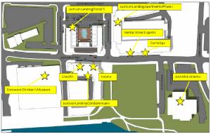 Justison Landing Phase II Schematic, Wilmington, Del.