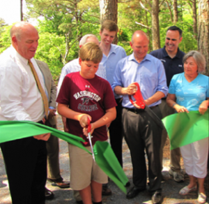 Official opening of Gordons Pond Trail at Cape Henlopen State Park