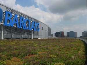 Green Roof installed at Barclays Building at Christiana Crescent in Wilmington, Delaware