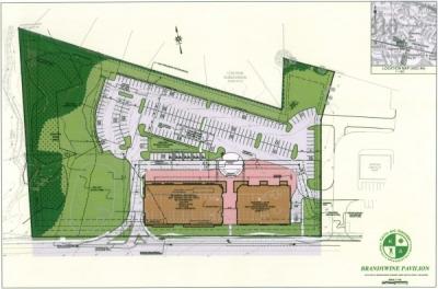 Brandywine Pavilion Complex, New Castle County | Planning