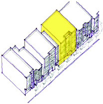 infill building