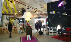 pop-up venue